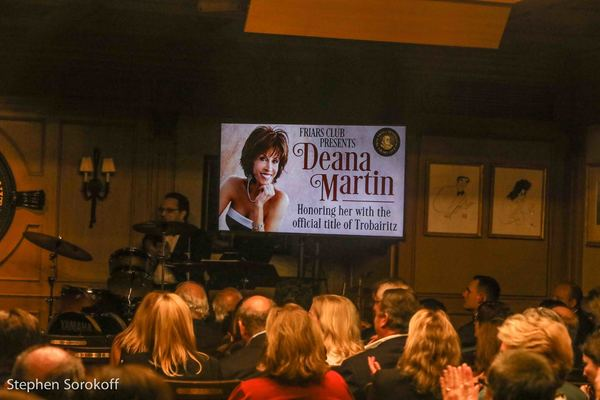 The Frank Sinatra Dining Room Photo
