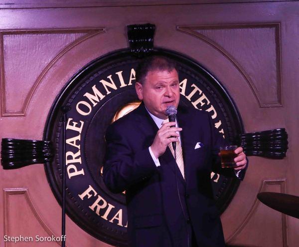 Bruce Charet, Co-Host