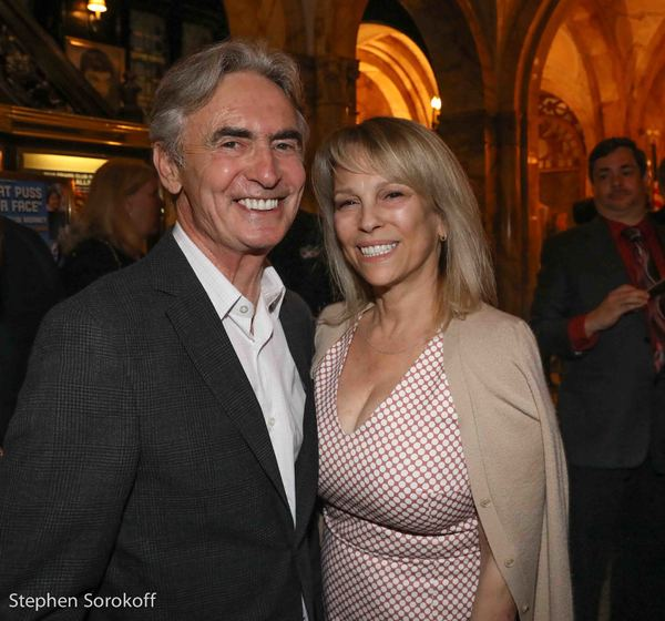 Photo Coverage: 'And Now Direct From the Bar...' The Friars Toast Deana Martin