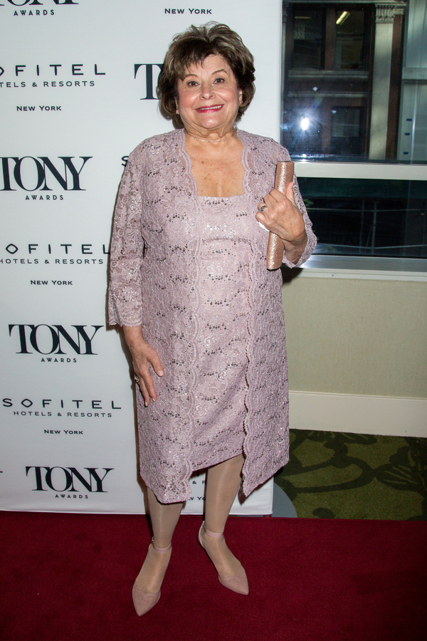 Photo Coverage: Broadway Gathers to Toast Special Tony Honorees!