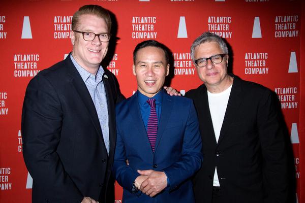 Jeffory Lawson, BD Wong, Neil Pepe