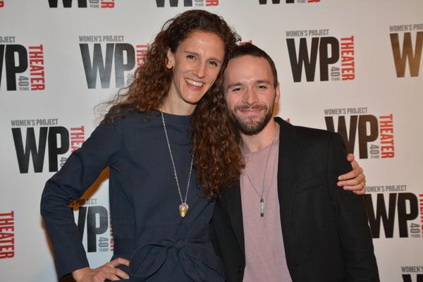 Zoe Sarnak and Gabriel Violett