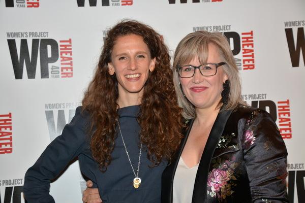 Zoe Sarnak and Lisa McNulty Photo