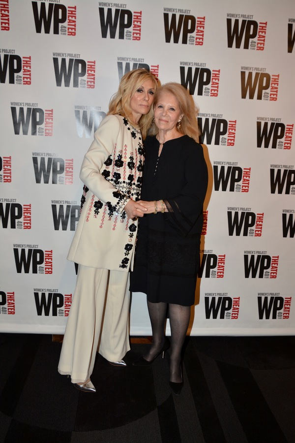 Judith Light and Daryl Roth