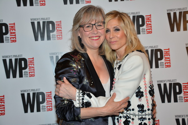 Lisa McNulty and Judith Light