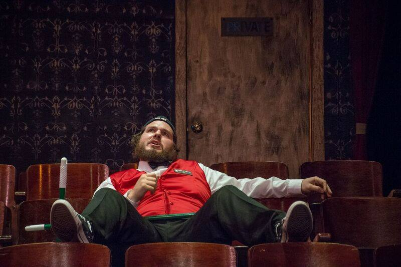 BWW Review: Verge Theater's THE FLICK Best of 2018 to Date