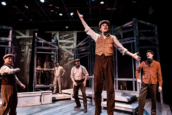 Photo Flash: First Look at Lost and Found Productions' BURNHAM'S DREAM: THE WHITE CITY