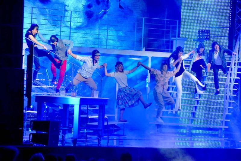 BWW Review:  Sanremo Musical al Teatro Nuovo di Milano, meglio che rimanga un festival