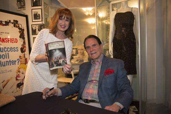 Emmy nominated Valley Girl, Lee Purcell, and Rich Little