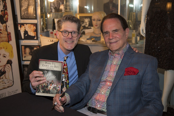 Voice of Porky Pig, Bob Bergen, and Rich Little