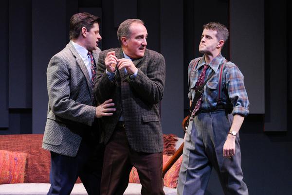 Photo Flash: TheatreWorks Silicon Valley Presents FINKS