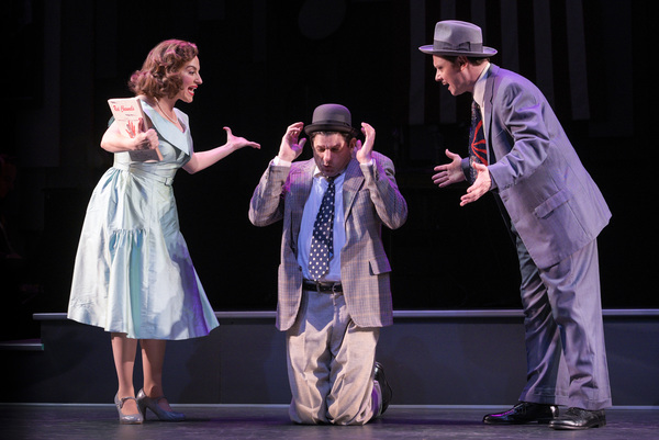 Photo Flash: TheatreWorks Silicon Valley Presents FINKS