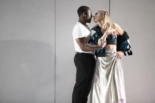 Vanessa Kirby, Eric Kofi Abrefa