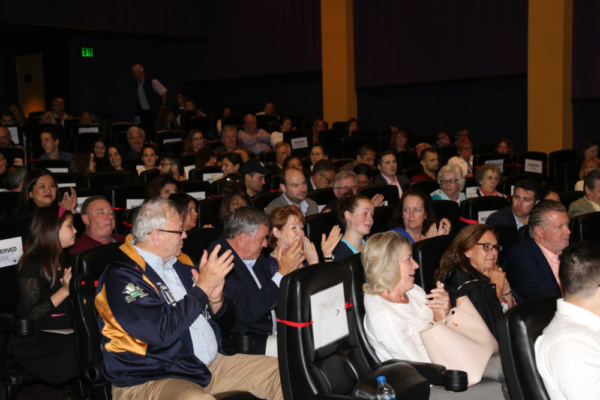 Photo Flash: THIS BUSINESS OF AUTISM Debuts To Sold-Out Crowd