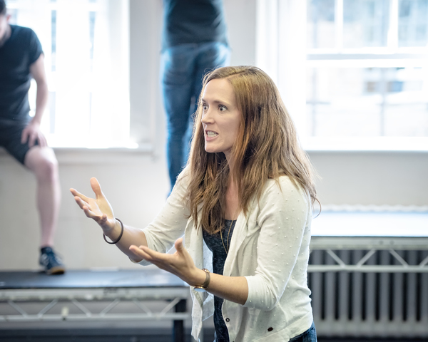 Photos: In Rehearsal with SHAKESPEARE'S ROSE THEATRE