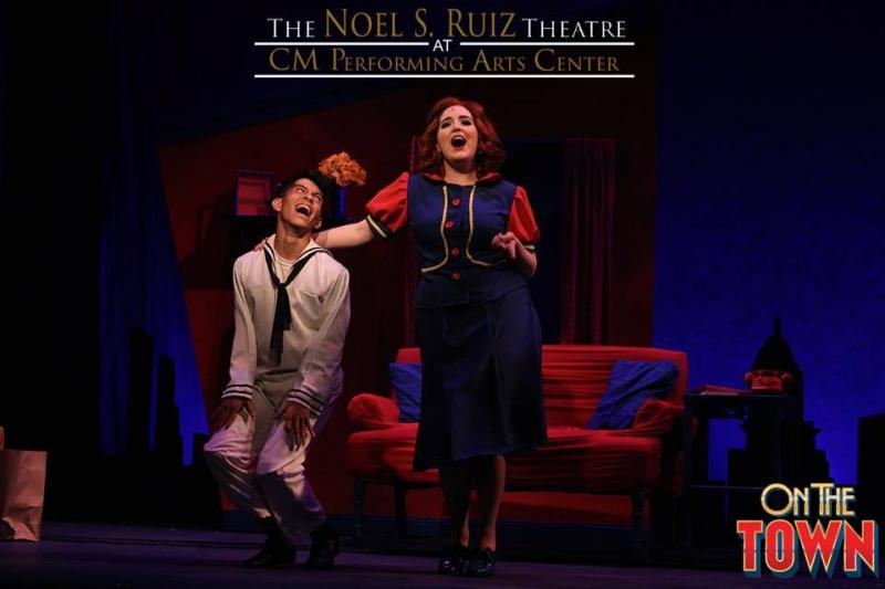 BWW Review: ON THE TOWN at The Noel S. Ruiz Theatre