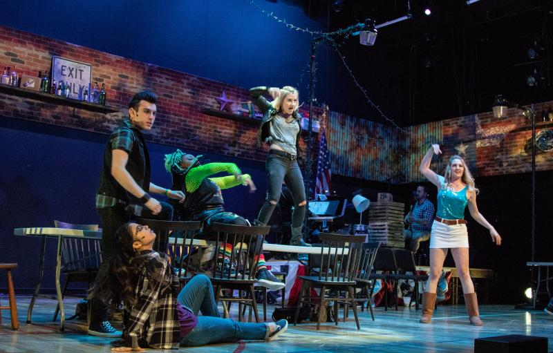BWW Review: The New Musical SMALL TOWN STORY by American Theater Group is Onstage at SOPAC through 6/10