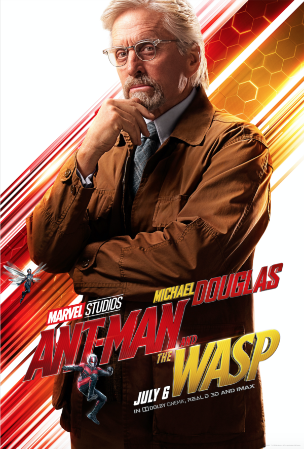 Photo Flash: Check Out New Character Posters for Marvel's ANT MAN AND THE WASP