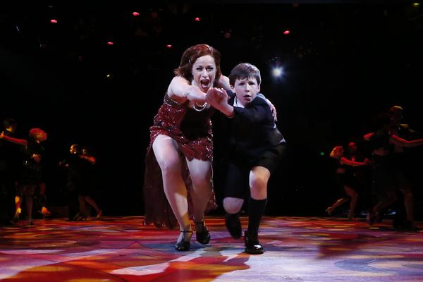 Photo Flash: Paige Davis Stars in MAME at North Shore Music Theatre