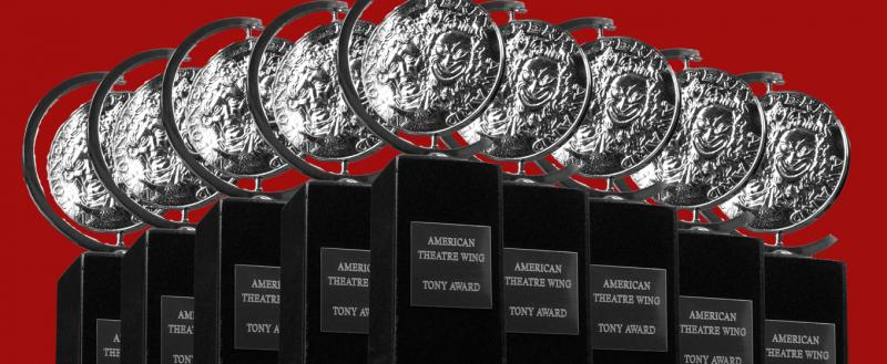 TONY AWARDS: THE BAND'S VISIT Leads with 10 Wins & CURSED CHILD Leads Plays with 6 Wins