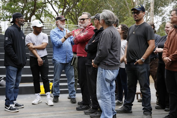 Photo Flash: Tom Hanks Begins Rehearsals For HENRY IV at the Shakespeare Center of Los Angeles