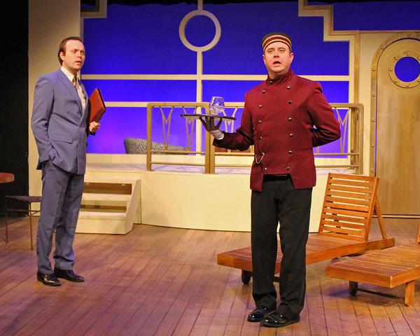 Photo Flash: Cortland Repertory Theatre Presents ROUGH CROSSING