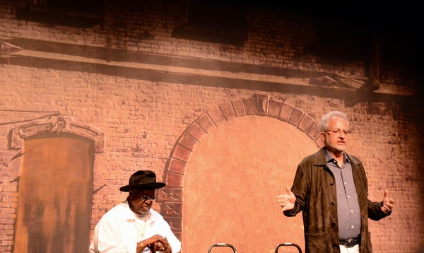 Photo Coverage: Meet The Cast and Creative Team of LONESOME BLUES