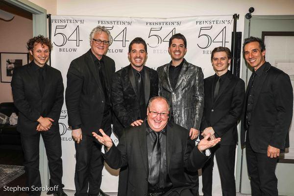 Daniel Dickinson, Stephen Benson, Will Nunzita, Anthony Nunziata, Richard Cohen, Chri Photo