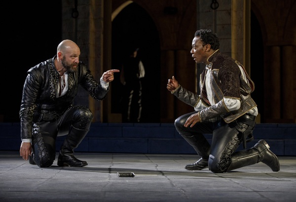 Photo Flash: Chukwudi Iwuji Leads the Shakespeare in the Park Company of OTHELLO