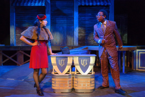 Photo Flash: TYA Professional Training Program Opens URINETOWN
