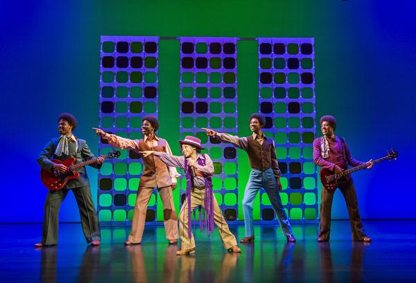 Photo Flash: First Look at the West End Production of MOTOWN, Now With Booking Extended Through November 2019