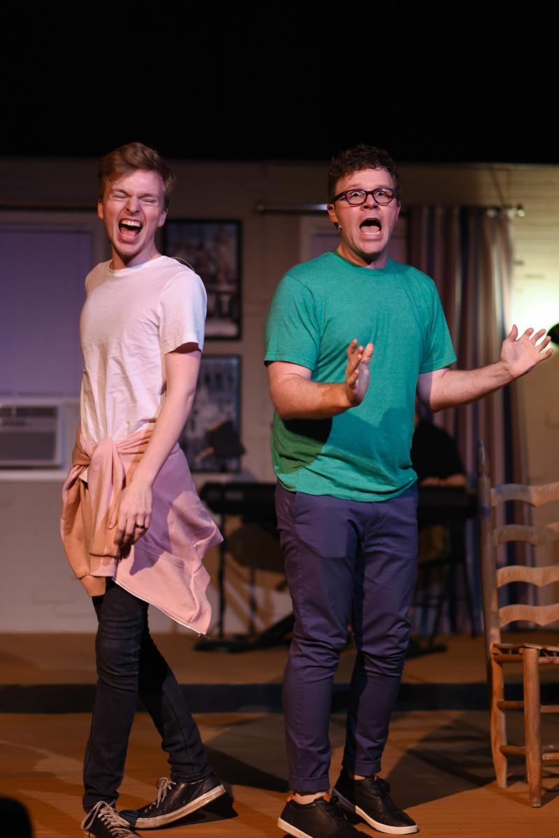 BWW Review: Street Theater Company's Ultra-Cool, Ultra-Insider(y) Take on [title of show]