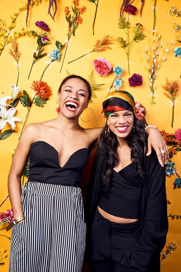 Photo Flash: X Magazine Celebrates the Season with Broadway Industry Night
