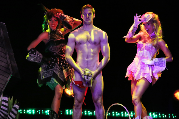 Photo Flash: BROADWAY BARES FIRE ISLAND Sizzles and Thrills