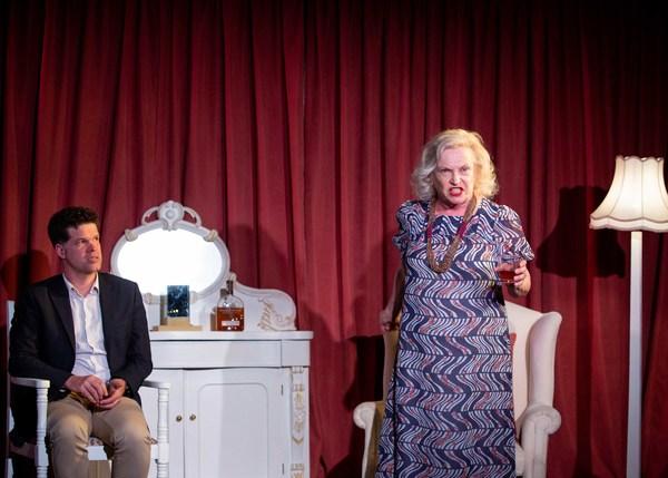 Jonathan Chambers, Sandra Dickinson Photo