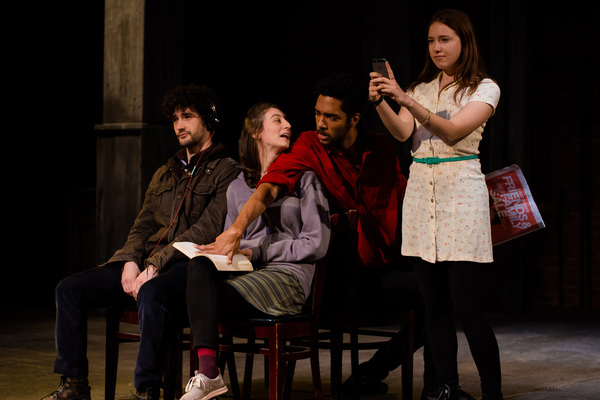 Photo Flash: The CHICAGO ONE-MINUTE PLAY FESTIVAL Returns to The Den Theatre
