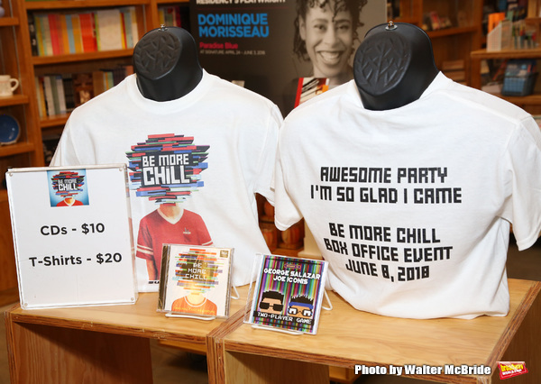 Photo Coverage: Meet The Pitiful Children of Off-Broadway's BE MORE CHILL!