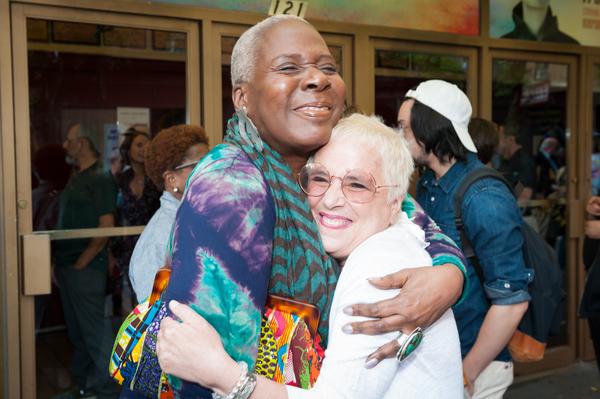 Photo Flash: Eve Ensler's FRUIT TRILOGY Celebrates Opening Night Off-Broadway!