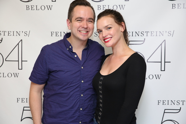 Benjamin Rauhala and Jennifer Damiano