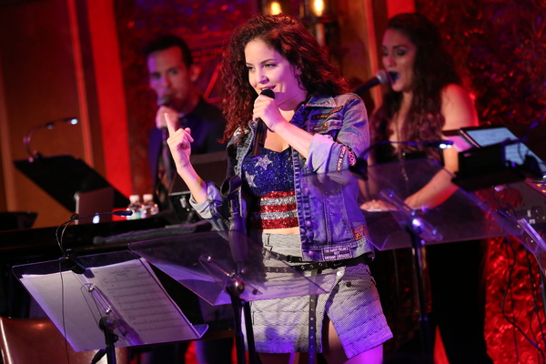 """Janet Krupin sings """"Hey Baby�"""