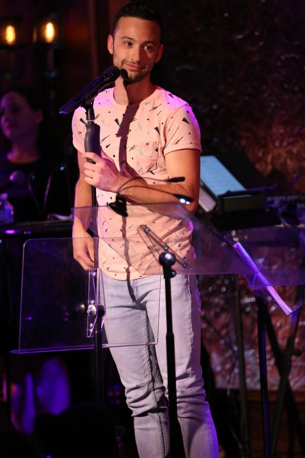 """Daniel Quadrino sings """"Me Without You�"""