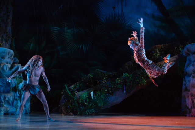 BWW Review: TARZAN:  THE STAGE MUSICAL at Atlanta Lyric Theatre