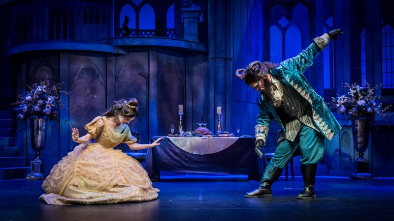 BWW Review: Disney's BEAUTY AND THE BEAST is a Vibrant Storybook Come to Life at Red Mountain Theatre Company