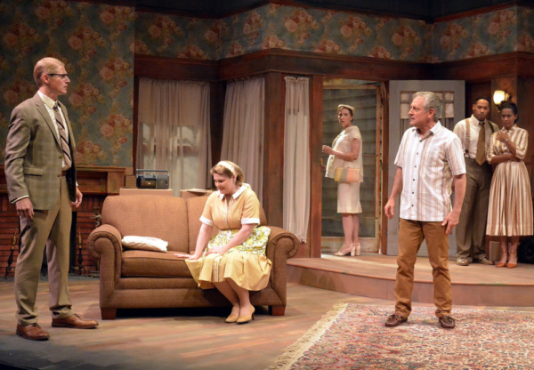 Photo Flash: First Look at CLYBOURNE PARK at Laguna Playhouse
