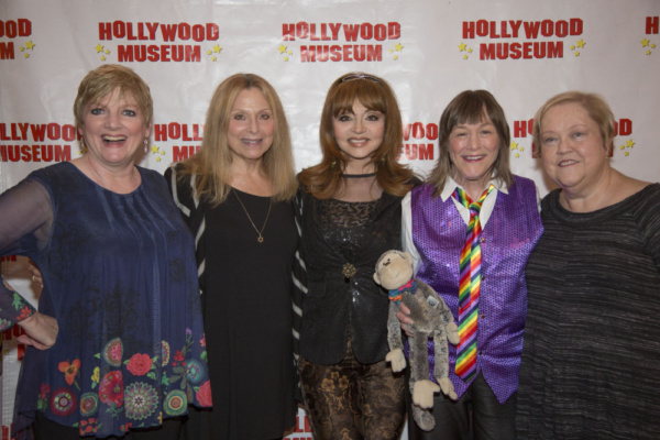 Alison Arngrim, Roslyn Kind, Judy Tenuta, Geri Jewell and Kathy Kinney