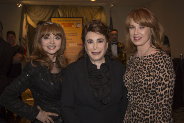Judy Tenuta, Donelle Dadigan and Lee Purcell