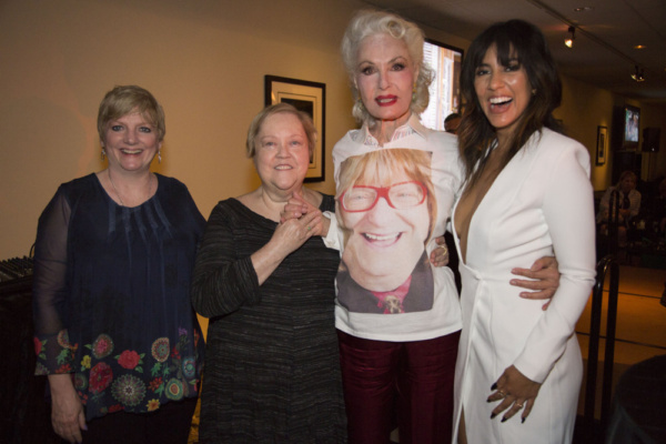 Alison Arngrim, Kathy Kinney, Julie Newmar and Stephanie Beatriz