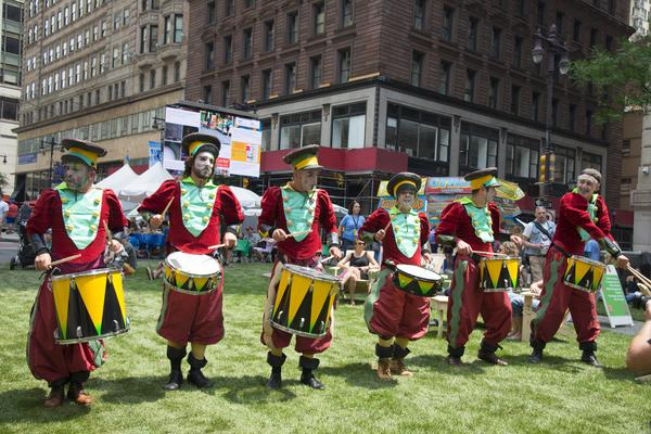 Photo Flash: The Kimmel Center Presents Philadelphia International Festival of the Arts' Street Fair