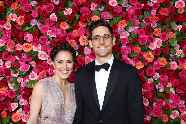 Justin Peck and Guest