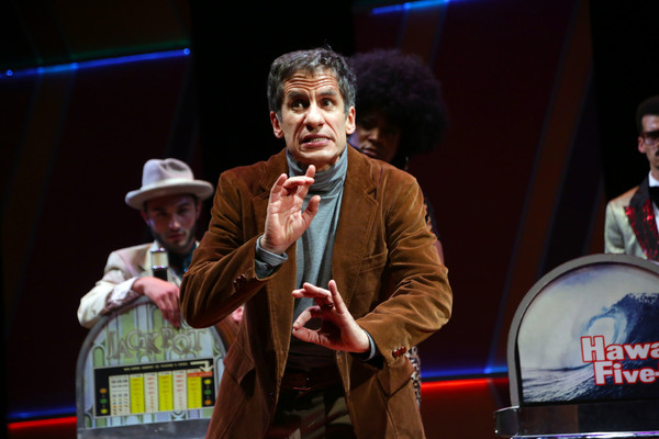 BWW Review: DISASTER! at Connecticut Repertory Theatre